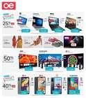 Ofertas de Tiendas por departamento en el catálogo de Oechsle ( Caduca mañana )