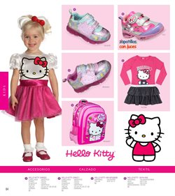 Ofertas de Hello Kitty  en el folleto de Zoe Express en Lima