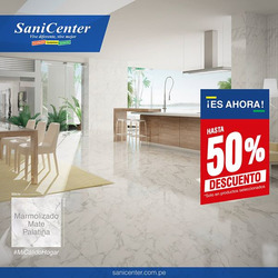 Ofertas de Ferretería y Construcción  en el folleto de Sanicenter en Chiclayo