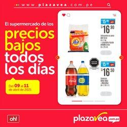 Catálogo Plaza Vea ( Vence hoy)