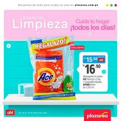 Catálogo Plaza Vea ( Publicado ayer)