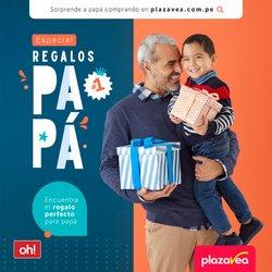 Ofertas de Supermercados en el catálogo de Plaza Vea ( 3 días más)