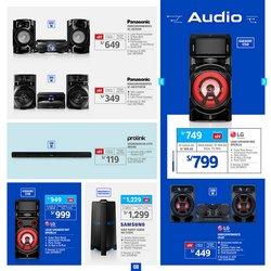 Ofertas de Panasonic en el catálogo de Plaza Vea ( Vence hoy)