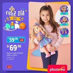 Ofertas de Plaza Vea en el catálogo de Plaza Vea ( 14 días más)