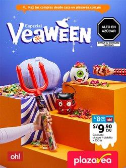 Ofertas de Supermercados en el catálogo de Plaza Vea ( 9 días más)