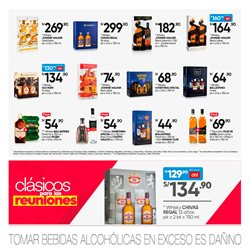 Ofertas de Johnnie Walker  en el folleto de Plaza Vea en Lima