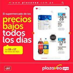 Catálogo Plaza Vea ( Caduca mañana )