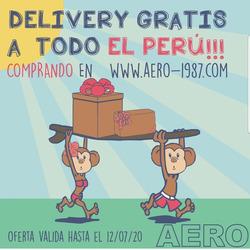 Cupón Aero 1987 en Arequipa ( 2 días más )