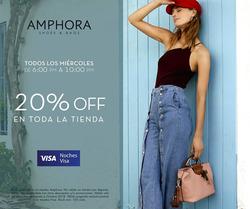 Ofertas de Amphora  en el folleto de Lima