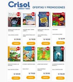 Ofertas de Viajes y ocio en el catálogo de Crisol ( 13 días más)