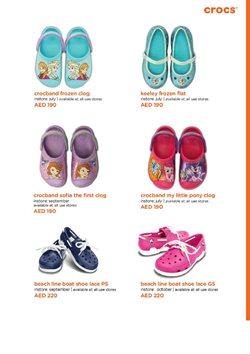 Ofertas de Frozen  en el folleto de Crocs en Chiclayo