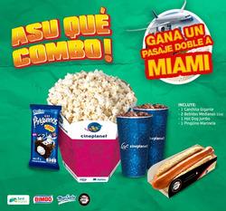 Ofertas de CinePlanet  en el folleto de Lima