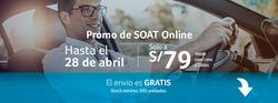 Ofertas de Bancos y seguros  en el folleto de Pacífico Seguros en Chiclayo