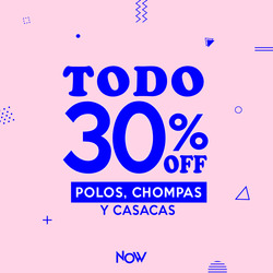 Ofertas de Now  en el folleto de Lima