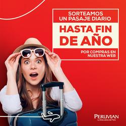Ofertas de Peruvian Airlines  en el folleto de Lima