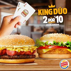 Ofertas de Nuggets de pollo en Burger King