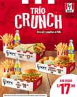 Ofertas de Restaurantes en el catálogo de KFC en Lima ( 12 días más )