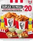Ofertas de Restaurantes en el catálogo de KFC en Lima ( 5 días más )