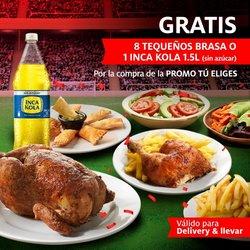 Ofertas de Restaurantes en el catálogo de Pardo's Chicken ( Publicado hoy)