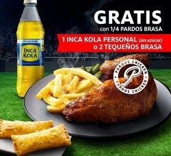 Ofertas de Restaurantes en el catálogo de Pardo's Chicken ( 18 días más)