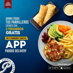 Ofertas de Pardo's Chicken  en el folleto de Lima