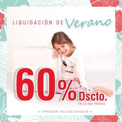 Ofertas de Niños, juguetes y bebés  en el folleto de Baby Modas en Piura