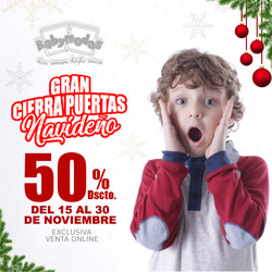 Ofertas de Baby Modas  en el folleto de Lima