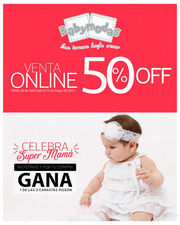 5a545aaba9a Ofertas de Baby Modas en el folleto de Lima