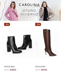 Ofertas de Carolina Store en el catálogo de Carolina Store ( Vence mañana)