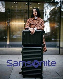 Catálogo Samsonite ( Más de un mes)