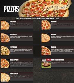 Ofertas de Restaurantes en el catálogo de Pizza Hut ( 14 días más )