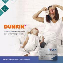 Ofertas de Dunkin Donuts en el catálogo de Dunkin Donuts ( Más de un mes)