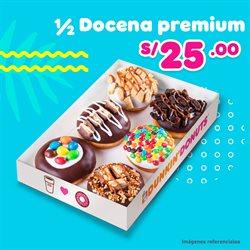 Ofertas de Restaurantes en el catálogo de Dunkin Donuts ( 29 días más )