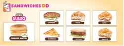 Ofertas de Arequipa Center  en el folleto de Dunkin Donuts en Arequipa