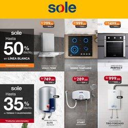Catálogo Sole ( Vence mañana)