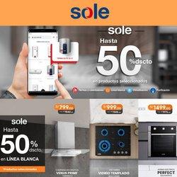 Ofertas de Hogar y muebles en el catálogo de Sole ( 2 días más)