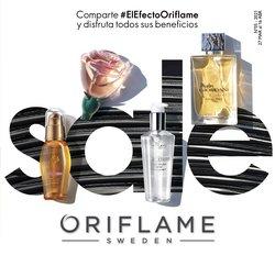 Catálogo Oriflame ( 5 días más)