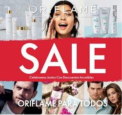 Ofertas de Perfumerías y belleza en el catálogo de Oriflame ( 5 días más)