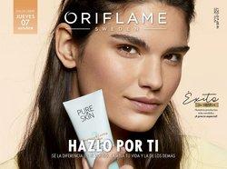 Catálogo Oriflame ( 10 días más)