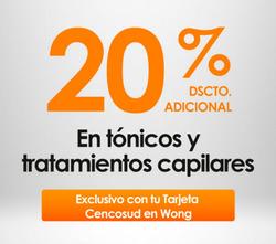 Ofertas de Bancos y seguros  en el folleto de Banco Cencosud en Arequipa