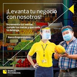 Ofertas de Té en Banco Pichincha
