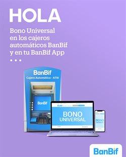 Ofertas de Bancos y seguros en el catálogo de BanBif ( 6 días más )
