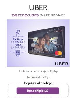 Ofertas de Banco Ripley  en el folleto de Lima