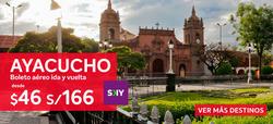 Cupón Nuevo Mundo Viajes en Arequipa ( 2 días publicado )