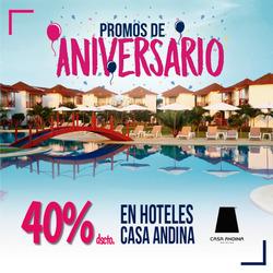 Ofertas de Viajes Club  en el folleto de Lima