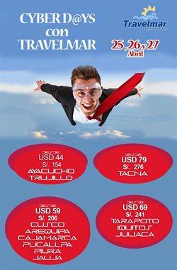 Ofertas de Travelmar  en el folleto de Lima