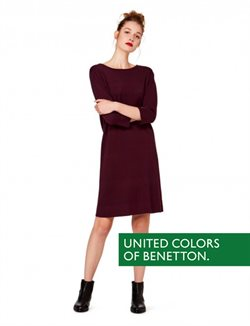 Ofertas de United Colors of Benetton  en el folleto de Lima