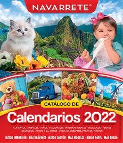 Ofertas de Viajes y ocio en el catálogo de Distribuidora Navarrete ( Más de un mes)