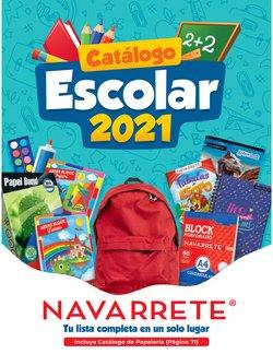 Ofertas de Viajes y ocio en el catálogo de Distribuidora Navarrete ( 8 días más)