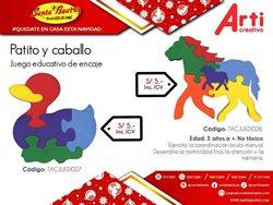 Ofertas de Juguetes, Niños y Bebés en el catálogo de Santa Beatriz en Huacho ( Publicado hoy )